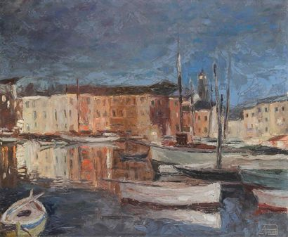 André ROUSSEL (1888-1968)