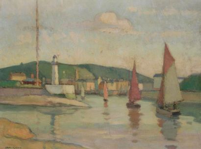 Maurice GRUN (1869-1947)