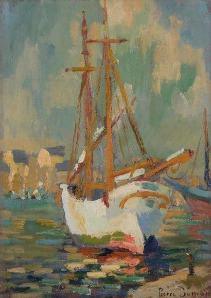 Pierre DUMONT (1884-1936)