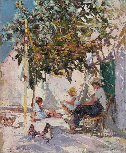 Louis BONAMICI (1878-1966)