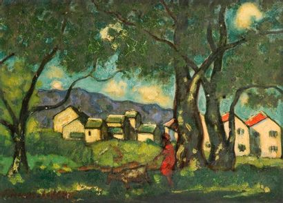 Nicolas SINEZOUBOFF [russe] (1891-1956)