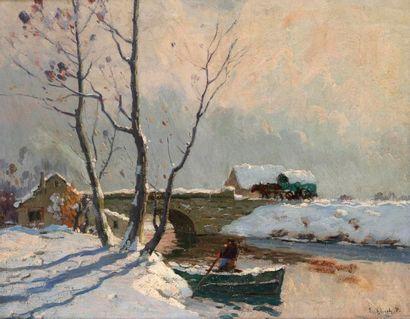 PAUL ANDRÉ JEAN ESCHBACH (1881-1961)