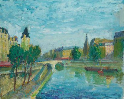 Constantin KLUGE (1912-2003)