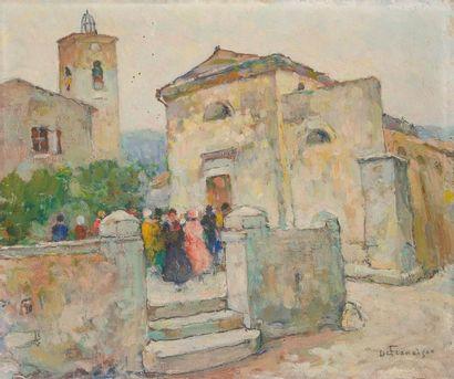 Pietro de FRANCISCO (1873-1969)