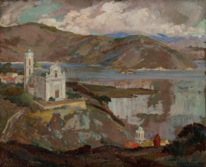 LÉON CHARLES CANNICIONI (1879-1957)