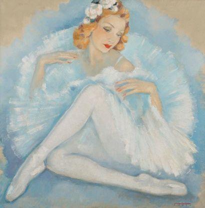 Jean-Dominique van CAULAERT (1897-1979)