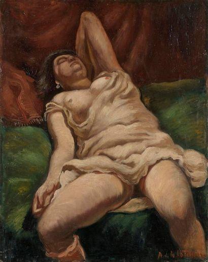 Amédée de LA PATELLIERE (1890-1932)