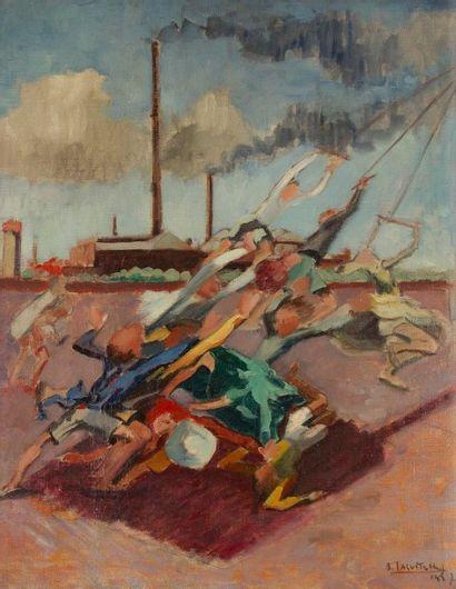 Boris TASLITZKY (1911-2005)