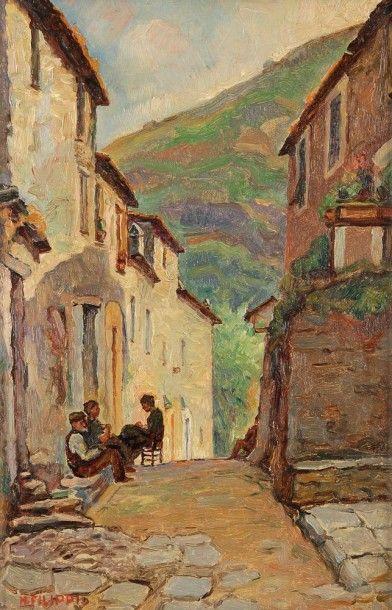 Hector FILIPPI (1893-1965)