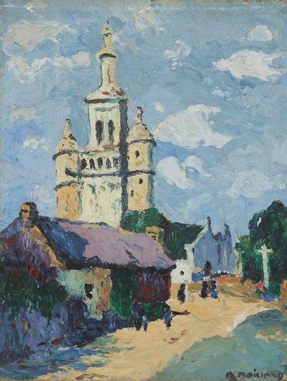 AUGUSTE MAILLARD (1864-1944)