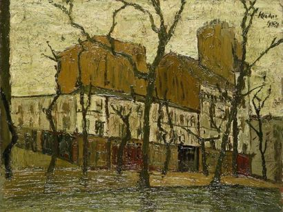 Henri Landier (né en 1935)