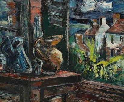 Anders OSTERLIND (1887-1960)