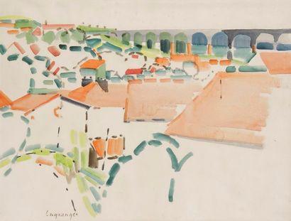 Jacques LAGRANGE (1917-1995)