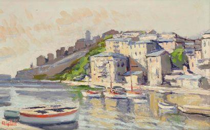 Albert GILLIO (1892-1964)