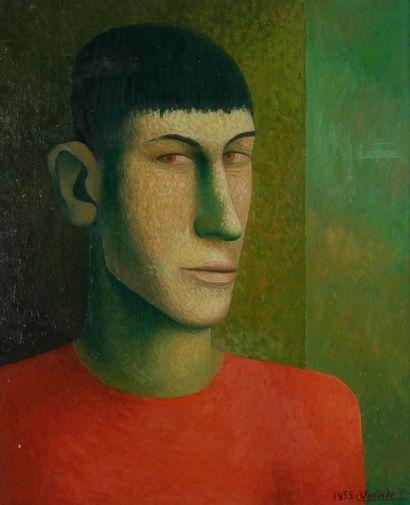 CLAUDE VERLINDE (NÉ EN 1927)