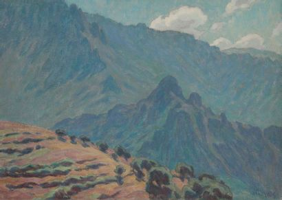 Marcel-Dominique POGGIOLI (1882-1969)
