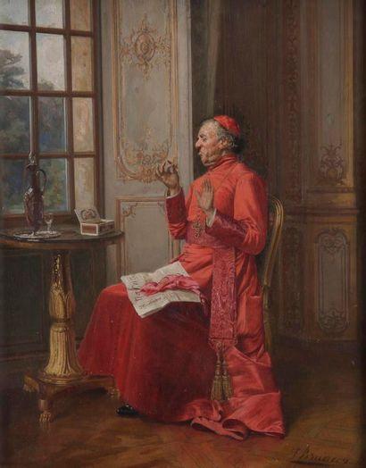 François BRUNERY (1845-1926)