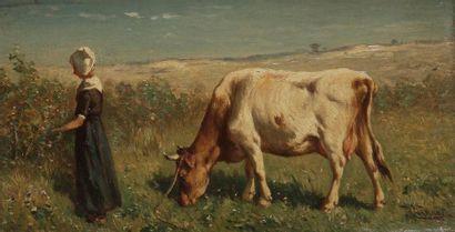 Johannes H. L. DE HAAS (1832-1908)
