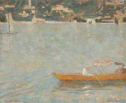 EUGENE LAWRENCE VAIL (1857-1934)