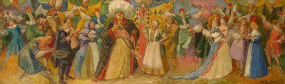 Henri Gabriel IBELS (1867-1936)