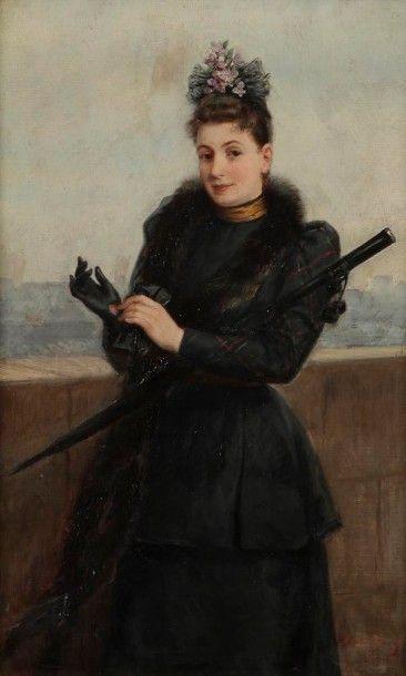 Marie d'EPINAY (XIXe-XXe siècle)
