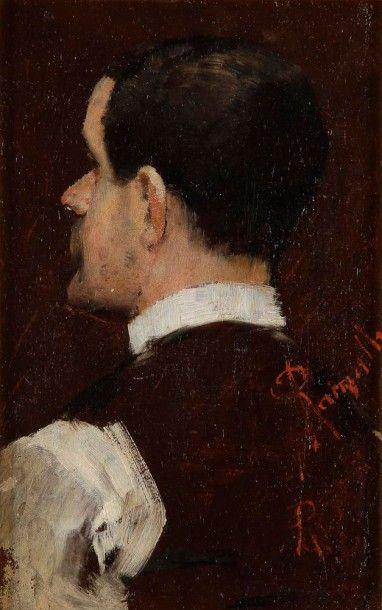 Antonio RAMALHO [portugais] (1858 / 59 - 1916)