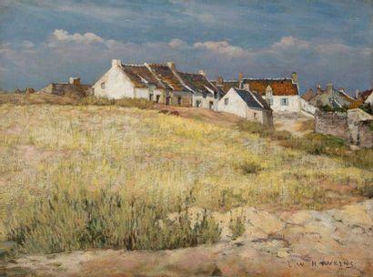 Louis-Welden HAWKINS (1849-1910)