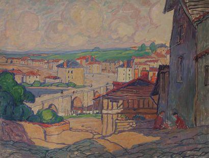 Léon JOUHAUD (1874-1950)