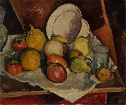 Pierre-Francis DAURA (1896-1976)