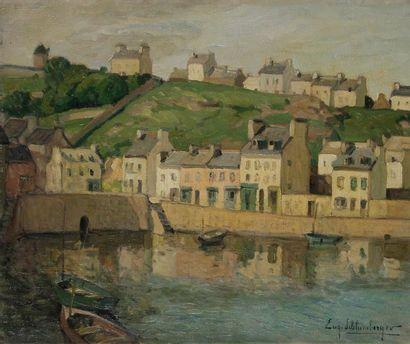 Eugene Jacques SCHLUMBERGER (1879-1960)