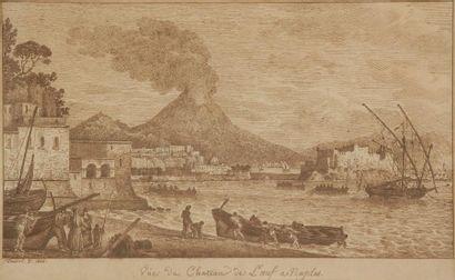 Jean Jacque François TAUREL (Toulon 1757 - Paris 1832)