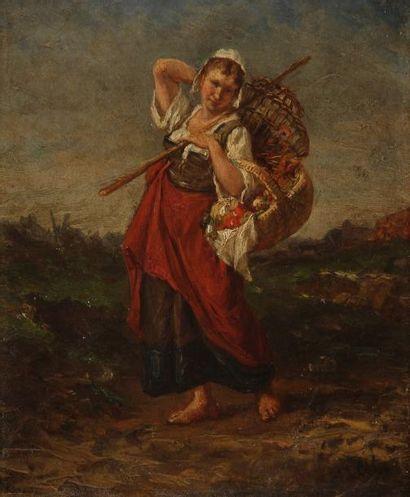 David COL (Anvers 1822 - 1900)