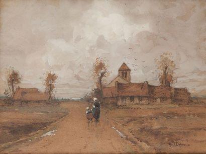 René Charles Louis DEBRAUX (1868-1938)