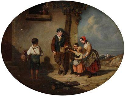Louis TESSON. (? 1820 -? 1870)