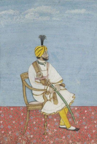 Maharadja Gulab Singh of Jammu and Kashmir...