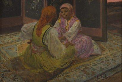 Georges-Antoine ROCHEGROSSE (1859-1938)