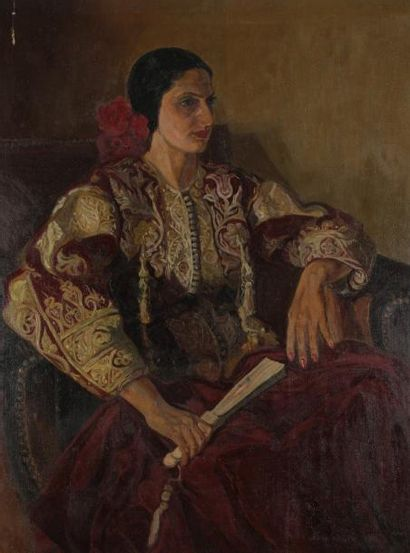 Eva HADDOU (XIXe-XXe siècle)