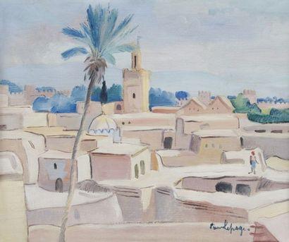 PIERRE LEPAGE (1906-1983)