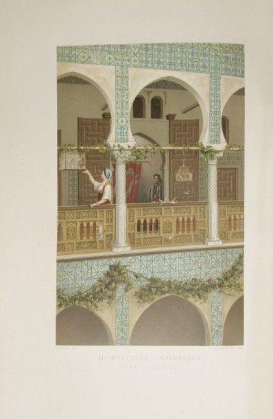 GAFFAREL, P. L'Algérie histoire conquête et colonisation, Paris, Librairie Firmin-Didot...