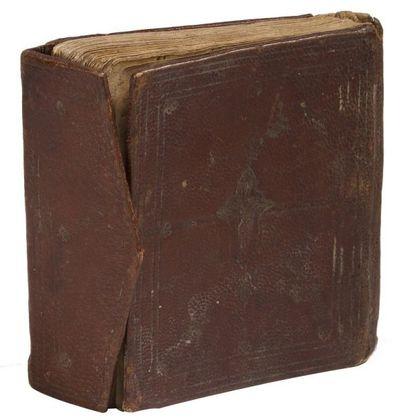 Deux livres de prière, Dalâ'il al-Khayrat,...