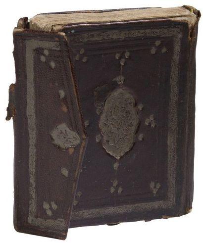 Deux livres de prière, Dalâ'il al-Khayrat, Sub- Saharien et Algérie, XIXe siècle....
