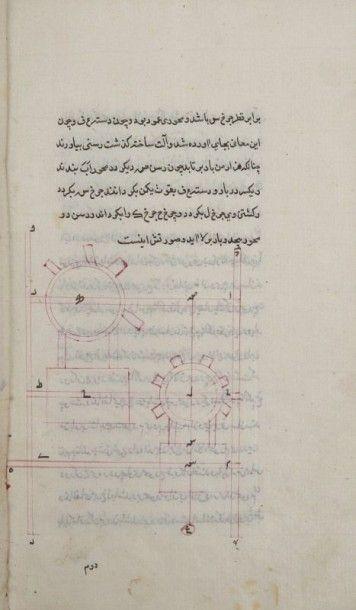 Manuscrit composite, traité de géométrie...