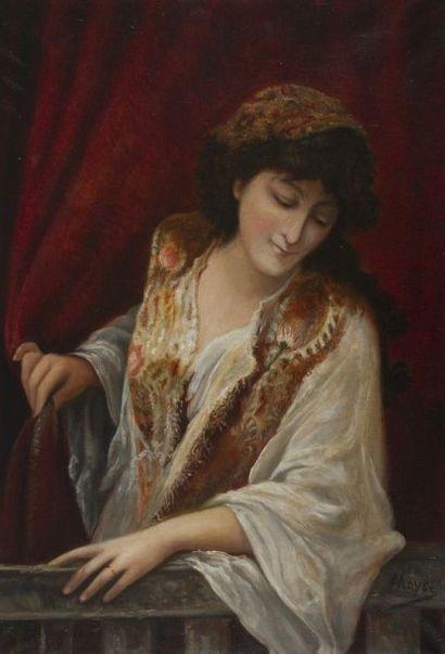 Attribué à Édouard MOYSE (1827-1908)