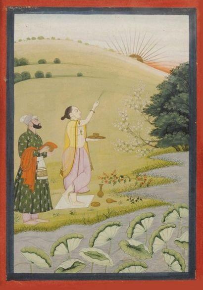 Bhaskar Raga, Putra de Hindol, Haut Penjab,...