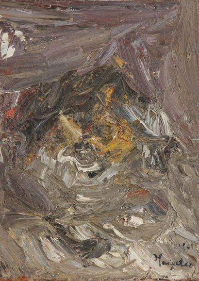 Stacha HALPERN [polonais-australien]<BR>(1919-1969)