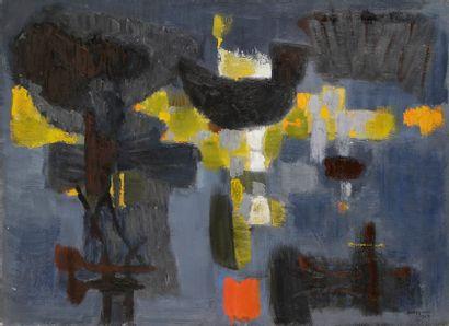 Sigismond KOLOS-VARY [hongrois] (1899-1983)