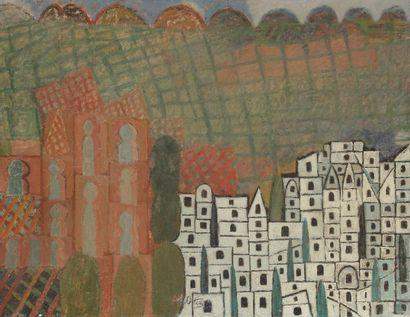 Miguel Angeles ORTIZ [espagnol] (1895-1984)