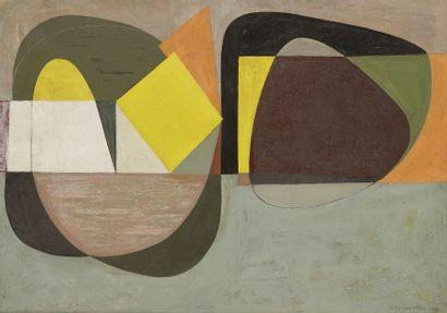 Eduardo JONQUIERES [argentin] (1918-2 000)