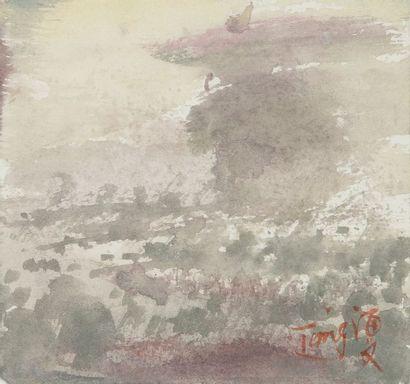 T'ang HAIWEN [chinois]<BR>(1927-1991)