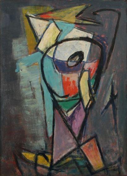 Jean-Dominique VILLERI (1896-1982)